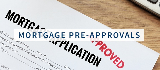 mortgage pre-approval Pickering