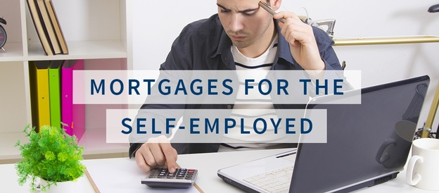 mortgages for the self employed Pickering